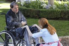 Still of Kyle MacLachlan and Marcia Cross in Desperate Housewives