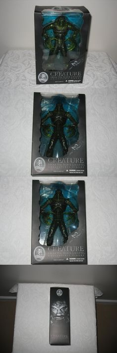 Creature from the Black Lagoon 168249: Mezco 10 Exclusive Of 100 Translucent Creature From Black Lagoon Figure Rare -> BUY IT NOW ONLY: $74.99 on eBay!