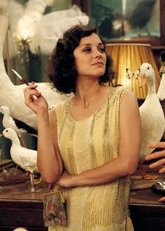 LOVE every single thing Marion wore in 'Midnight in Paris'