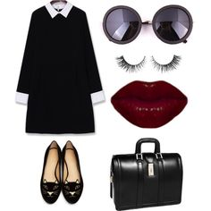 Wednesday Addams Style