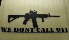 Hey, I found this really awesome Etsy listing at http://www.etsy.com/listing/154030735/ar-15-or-ak-47-custom-sign-gun-owner