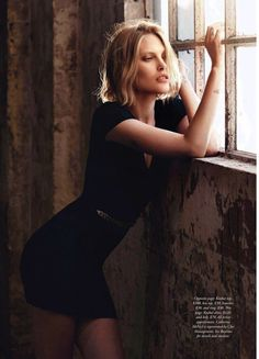 Catherine McNeil by Kane Skennar for Harpers Bazaar Australia November 2013