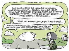 Yiğit Özgür Caricature, Peanuts Comics, Funny Memes, Caps, Caricatures, Hilarious Memes