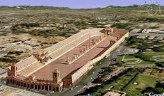 Circus Maximus was a chariot racing stadium in Ancient Rome. It was also a just a plain entertainment venue.