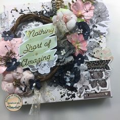 Mixed Media Canvas tutorial with our August Sparkle and Shine kit 2017 Design, Club Design, Alaska Usa, Mixed Media Scrapbooking, Mixed Media Canvas, Diy Scrapbook, Darkness, Paper Crafts, Tutorials