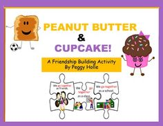 Peanut Butter & Cupcake by Terry Border is one of my favorite stories.  The…
