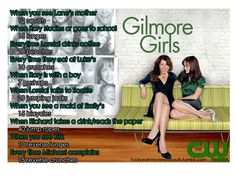 Gilmore Girls workout! Want to see more workouts like this one? Follow us here.