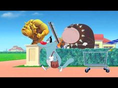 Oggy and the Cockroaches   Oggy Goes Green S4E32 Full Episode in HD on y...