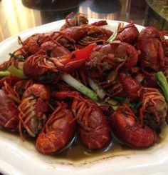 crawfish China