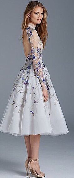 Gorgeous dress by Paolo Sebastian