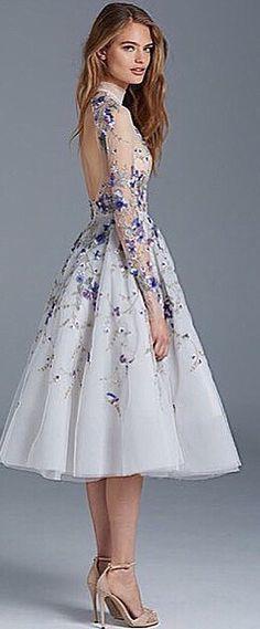 Gorgeous dress by Paolo Sebastian