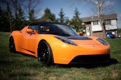 Tesla Roadster - 2010