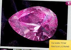 Pink Panther Diamant