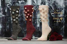 Rihanna zaprojektowała skarpetki dla marki Stance. Będą hitem tej wiosny