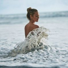 Candice Swanepoel by Jerome Duran Candice Swanepoel, Beach Boudoir, Beach Shoot, Nude Beach, Beach Bum, Summer Beach, Strand Shoot, Summer Vibes, Goddess Of The Sea