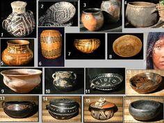 artesanato santareno - ceramica tapajoara e marajoara