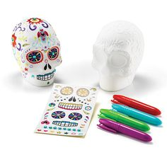 Skeleton crew!Dating back to the 18th century Mexico, brightly…