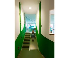 DUS Architects Amsterdam - Kidtopia | In the inventive and open design, all details contribute to the overall tale.