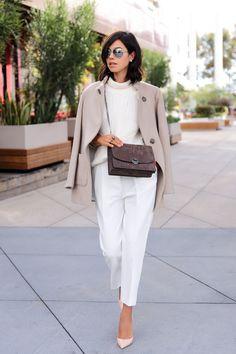VivaLuxury - Fashion Blog by Annabelle Fleur: CAMEL & CREAM