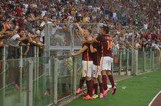 Dzeko, Totti og Keita ude mod Bate Borisov!
