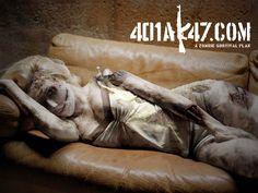 Have You Heard any Zombie Jokes Lately? Zombie Wallpaper, Girl Wallpaper, Apocalypse Fashion, Zombie Apocalypse, Black Ops Zombies, Horror Artwork, Zombie Art, Famous Monsters, Fashion Shoot