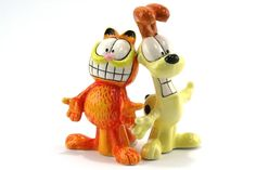 Garfield and Odie - Salt & Pepper Shakers