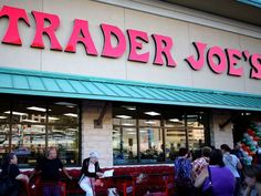 Trader Joe's Front - Provided by Business Insider