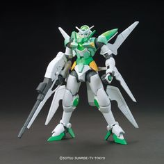 1/144 HGBF Gundam Portent | Gundam Build Fighters Animé | Military Sci-Fi Mecha Scale Model