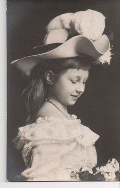 Vintage Postcard Princess Victoria Louise of Prussia Duchess of Brunswick | eBay