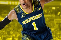 """Image of adidas Unveils 2014 """"Made In March"""" NCAA Basketball Uniforms"""