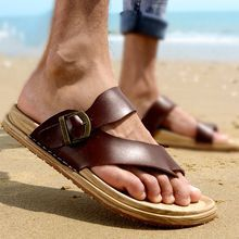 Nuevas Adquisiciones 2016 Verano Hombres Chanclas Zapatillas de Playa Zapatos Al Aire Libre Respirables Masculinos Fy49 Plataformas Sandalias Respirables de Los Hombres de la Marca(China (Mainland))