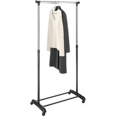 Portable And Expandable Garment Rack In Black Chrome 18 Months Fascinating Diy Garment Rack Cover  Google Search  Aha Storage Solutions For