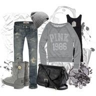 Wear gray day:p