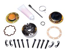 JK Rzeppa High Angle Factory Replacement CV Kit