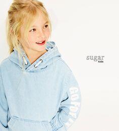 Lola from Sugar Kids for ZARA.