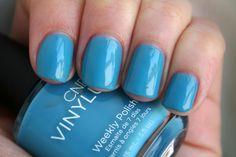 CND Vinylux Cerulean Sea: http://beautyeditor.ca/2014/05/12/cnd-summer-2014/