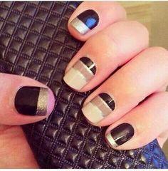 Nail wraps - Date Night  http://annaleffew.jamberrynails.net