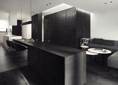 Flat interior design , piotrkow trybunalski | TAMIZO ARCHITECTS