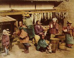 【海外の反応】 「七人の侍の世界は本当だった!」 150年以上も前の日本の写真を見た外国人