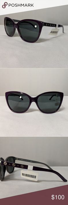 caa8aebf997 Authentic Versace Mod.4281 Purple Sunglasses This is a pair of Versace  sunglasses
