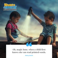 Do you enjoy the magic of opening a book and entering the world of imagination? Every child should know how to read and have books to read. Helen Doron, Reading Tips, Magic Hour, Literacy, Books To Read, Campaign, Join, Words, Children