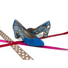 #Zapatos de #piel y #piton #combinacion ideal #atugusto #calzadoartesano #modaespañola http://www.jorgelarranaga.com/es/zapatos-salon-stilettos-pumps/646-1075.html #SHOES #SCARPE #OINETAKOAK #SABATES #CHAUSSURES #SCHUHE