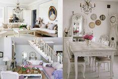 Inspiring Interiors Showcasing Shabby Chic Style