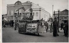 Avenida da República, Carnaval de 1951.