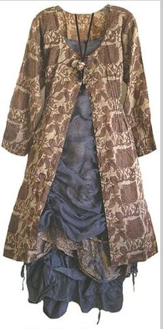 Love the coat. Krista Larson