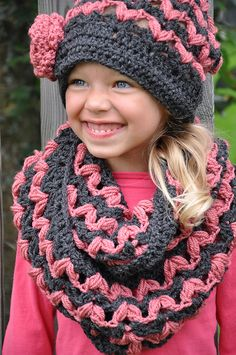 Ravelry: Victoria Slouch Hat pattern by Sincerely Pam