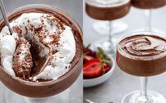 En krämig chokladmousse är aldrig fel. Så här gör du en himmelskt god variant – helt fri från mejeriprodukter dessutom!