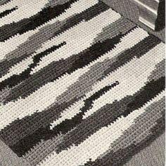 Abstract crochet rug Jute Rug, Kilim Rugs, Knit Rug, Braided Rugs, Tunisian Crochet, Tiger Print, Natural Rug, Floor Rugs, Crochet Hooks