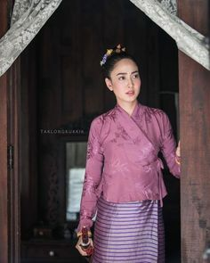 Traditional Thai Clothing, Ruffle Blouse, Costumes, Clothes, Tops, Dresses, Women, Fashion, Outfits