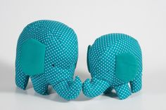 This happy elephant is here to bring colour and joy in any nursery, child's bedroom or playroom.